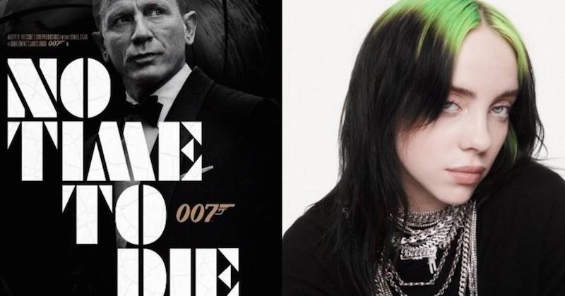 James Bond : Billie Eilish dévoile le clip de No Time To Die avec Daniel Craig et Léa Seydoux