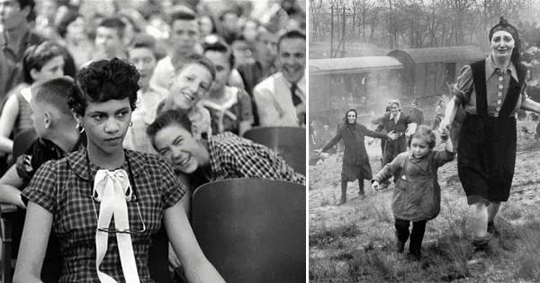 Ces 32 Photos Historiques Et Très Rares Vont Vous Replonger