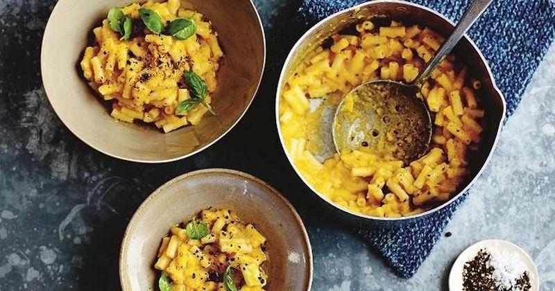 Revisitez les classiques avec la recette des macaronis à la courge butternut