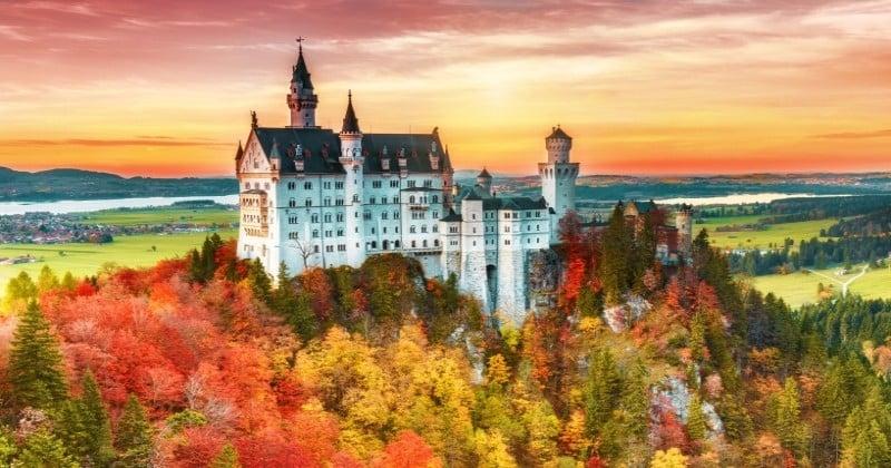 Ces 12 châteaux sont les plus beaux d'Europe !