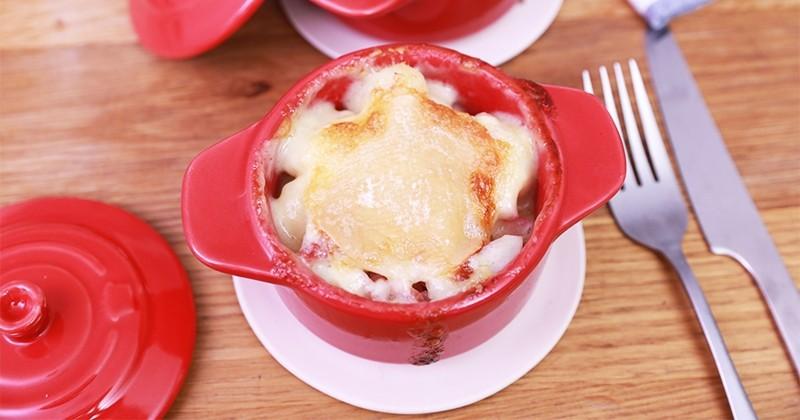 Plus indécent que la tartiflette, oubliez les patates dans l'incroyable Gnocchiflette!