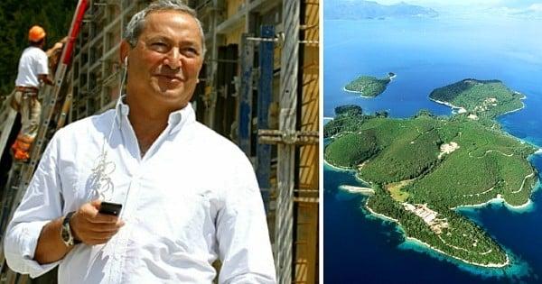 Un milliardaire décide d'aider les migrants et les réfugiés... En achetant une île pour les accueillir !