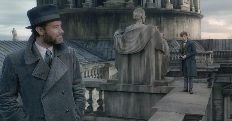 « Les Animaux Fantastiques 2 » s'installe à Paris pour l'avant-première mondiale retransmise dans toute la France