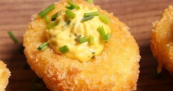 Cuisinez vos œufs autrement, avec cette recette d'œufs frits délicieuse !