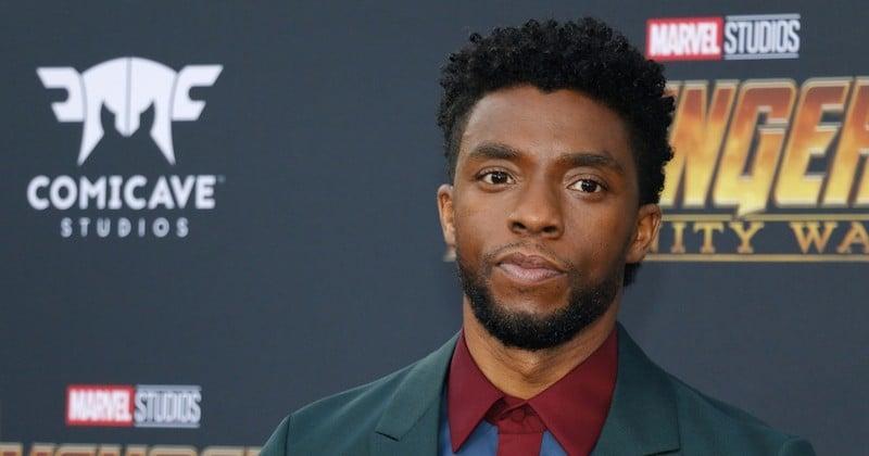 Mort de Chadwick Boseman, star de Black Panther, à 43 ans
