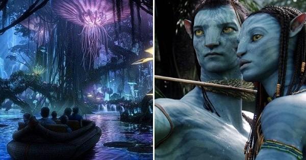 «Pandora: le monde d'Avatar»: découvrez à quoi va ressembler le parc d'attractions Disney spécial Avatar! Magique!