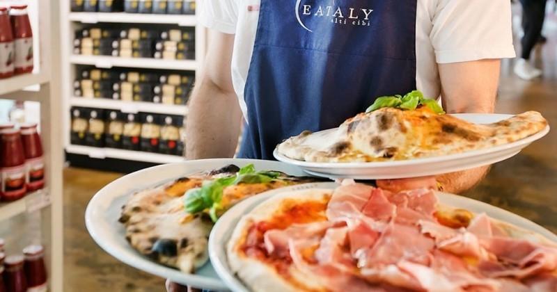 Alerte aux fans de cuisine italienne : Eataly ouvre enfin un gigantesque store de 4000m2 à Paris !