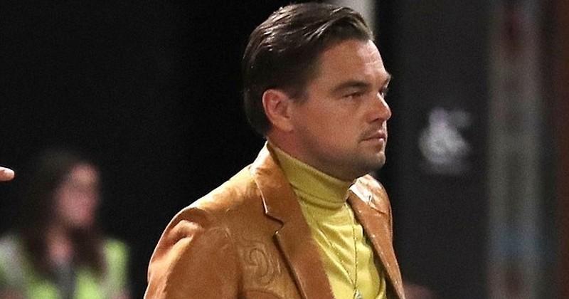 Les premières images du tournage de Once Upon A Time In Hollywood, le prochain film de Quentin Tarantino, qui sortira plus tôt que prévu