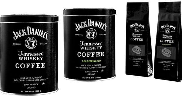 La marque de whisky Jack Daniel's sort son premier café infusé... et ça promet !