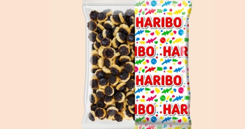 Les Flanbolo de Haribo débarquent dans les supermarchés