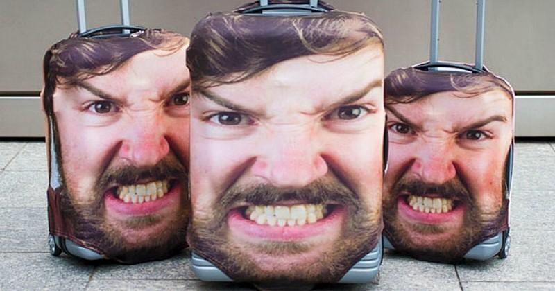 Une entreprise britannique a trouvé la solution parfaite pour que les voyageurs n'égarent plus leurs valises