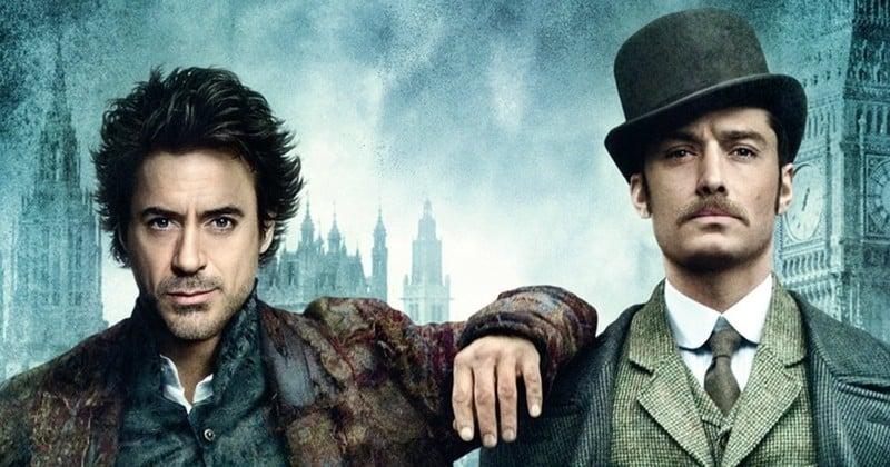 Sherlock Holmes 3 avec Robert Downey Jr et Jude Law, c'est confirmé pour fin 2020