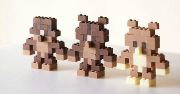 Retrouvez votre âme d'enfance avec ces 13 jouets chocolatés ! Vous allez adorer jouer avec ces chocolats autant que vous allez aimer les déguster !