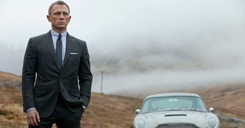 « James Bond » : c'est officiel, Daniel Craig enfilera de nouveau le smoking de l'agent 007