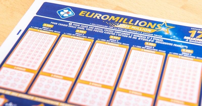 EuroMillions : un joueur Français remporte le jackpot de 157 millions d'euros