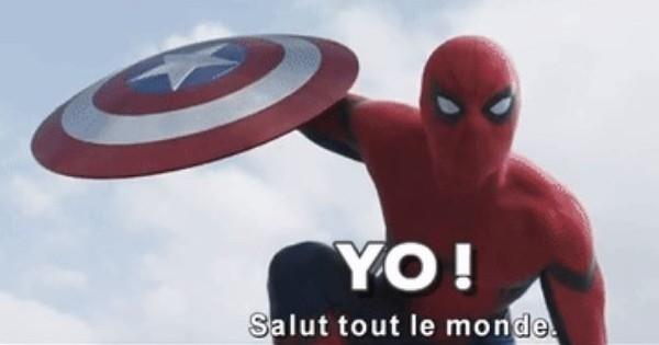 Spider-Man fait un retour fracassant dans la nouvelle bande-annonce de « Captain America : Civil War » : enfin !