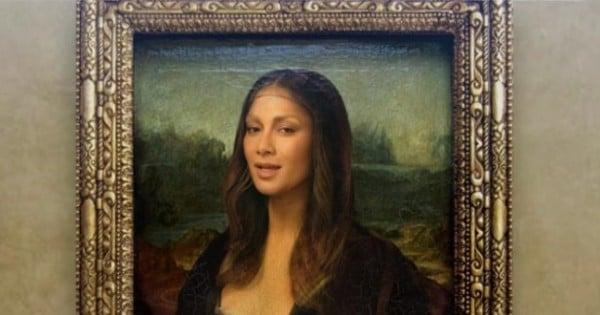 Will.I.am s'incruste dans les tableaux du Louvre pour son nouveau clip « Mona Lisa Smile » : le résultat est visuellement bluffant