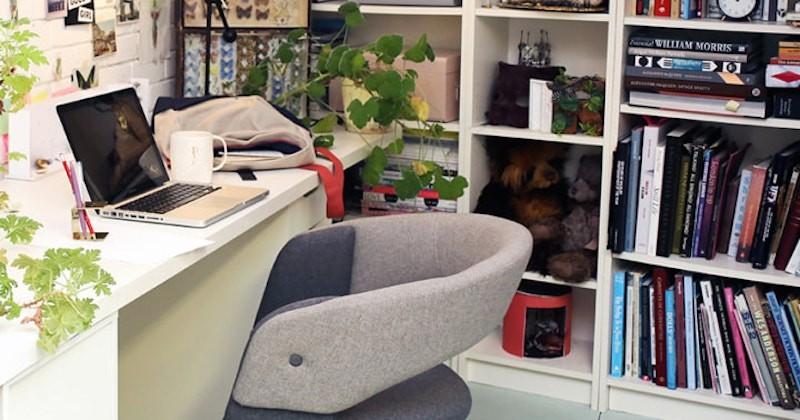 Télétravail : comment aménager son poste de travail dans les petits espaces ?