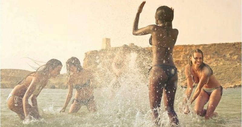 Algérie : 3 200 jeunes femmes en bikini pour lutter contre l'obscurantisme religieux