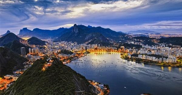 15 photos qui vont vous faire partir à Rio pour vos prochaines vacances ! Absolument sublime la baie de Guanabara...