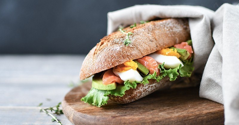 15 sandwichs super gourmands quand on a pas le temps