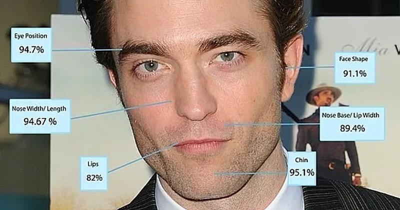 Robert Pattinson est l'homme le plus beau du monde selon le nombre d'or, et c'est la science qui le dit