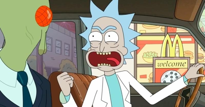 Essayez la sauce préférée de Rick, la sauce Szechuan pour survivre à l'attente de la saison 4 !