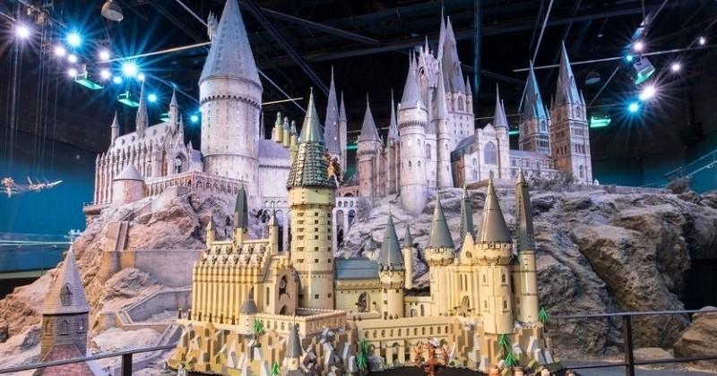 Avis aux fans de Harry Potter: LEGO lance un ensemble de construction pour recréer Poudlard