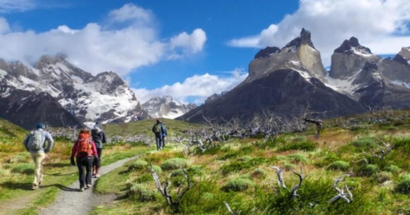 Le Chili dévoile une nouvelle et immense route de trail en Patagonie !