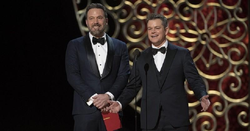 Le duo Ben Affleck et Matt Damon réuni pour un film sur l'une des plus grosses arnaques du siècle