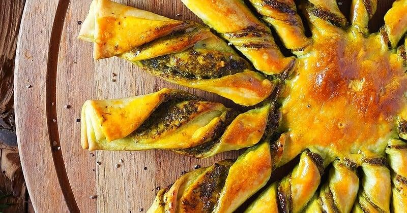La tarte la plus plébiscitée revient avec une tout autre version à base de... sardine! Et c'est délicieux!