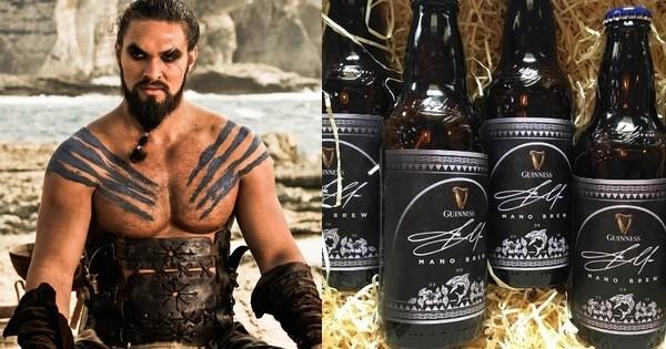 Khal Drogo revient avec un nouveau projet étonnant : découvrez-le comme vous ne l'avez encore jamais vu !