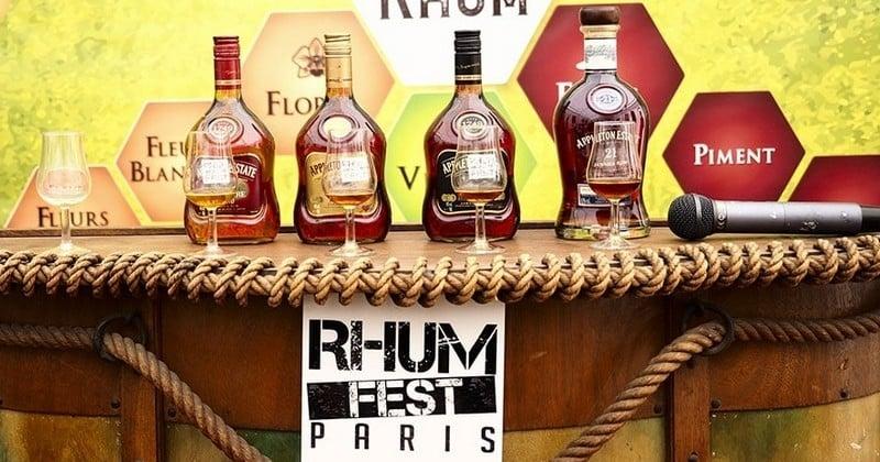 Partez à la découverte des rhums du monde entier lors de la cinquième édition du Rhum Fest Paris
