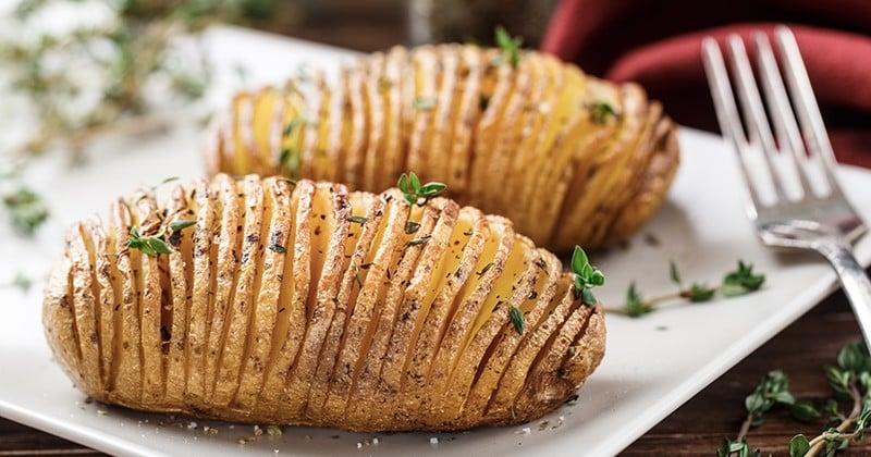 15 idées de plats faciles et rapides avec des pommes de terre