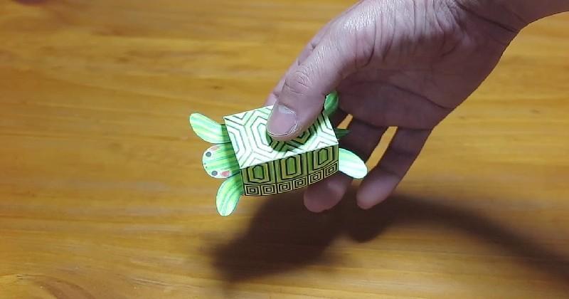 L'origami est tout un art, surtout à travers les œuvres de Haruki Nakamura