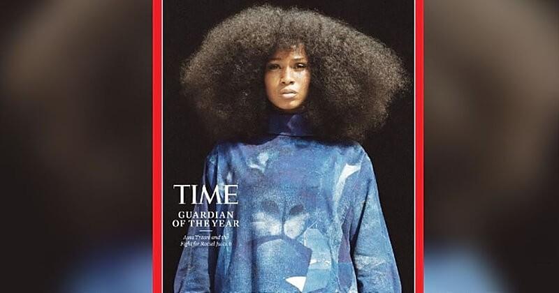 Assa Traoré mise à l'honneur par le prestigieux magazine Time dans la catégorie « Gardiens de l'Année »