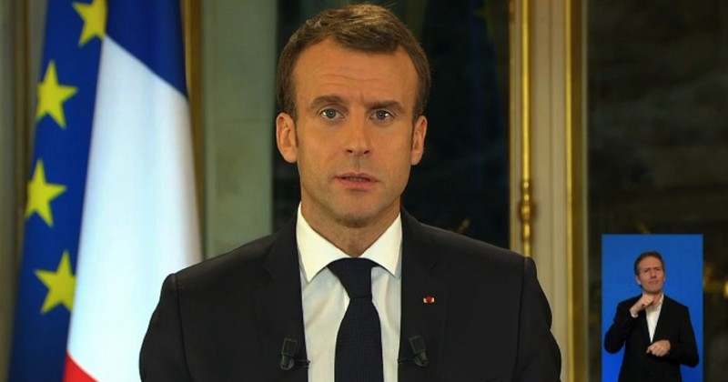 « Gilets jaunes » : ce qu'il faut retenir de l'allocution télévisée d'Emmanuel Macron