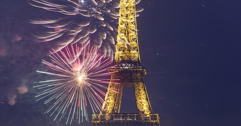 Pour le final de Sense8, la Tour Eiffel s'est illuminée sous un feu d'artifice, à la grande surprise des riverains