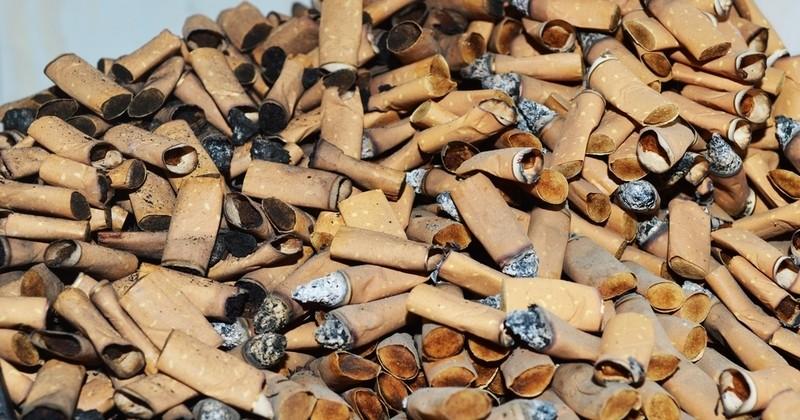 Le prix du paquet de cigarettes pourrait encore augmenter avec la mise en place d'une «taxe mégot» destinée à réduire la pollution