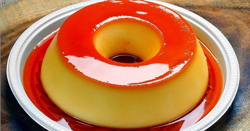 Après les pasteis de nata, place au Pudim da vovó ! Le dessert traditionnel Portugais !
