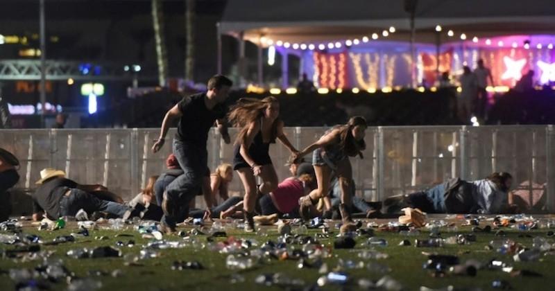 À Las Vegas, un tireur isolé tue au moins 50 personnes lors d'un concert en plein air