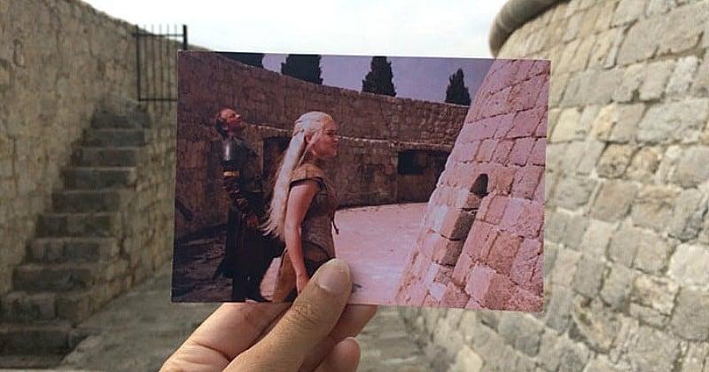 Elle voyage pour retrouver les lieux où ont été tournées les scènes de Game of Thrones et en fait des photographies géniales