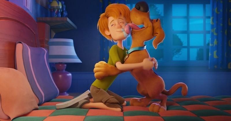 Scooby-Doo le film : la première bande-annonce dévoilée avec Sammy et Scooby-Doo enfants