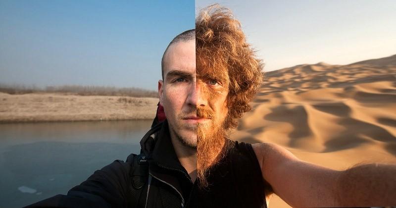 Il a traversé la Chine à pied pendant un an et a réalisé une vidéo exceptionnelle issue de cette extraordinaire aventure