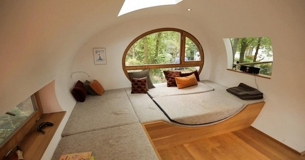 Ces architectes fous construisent des cabanes de rêve dans les arbres... Et c'est génial !
