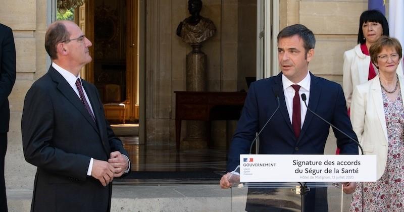 Covid-19 : Olivier Véran va lancer « un message d'alerte » à 18h