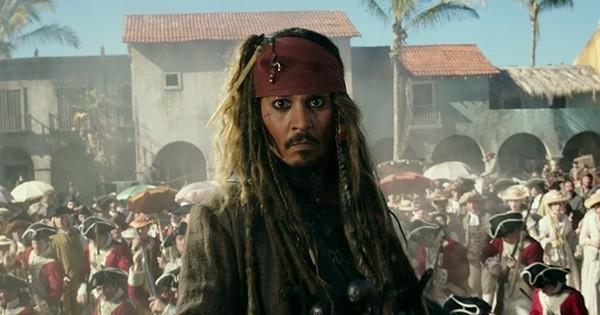 Surprise ! Une toute nouvelle bande-annonce pour « Pirates des Caraïbes : La Vengeance de Salazar » vient de tomber !