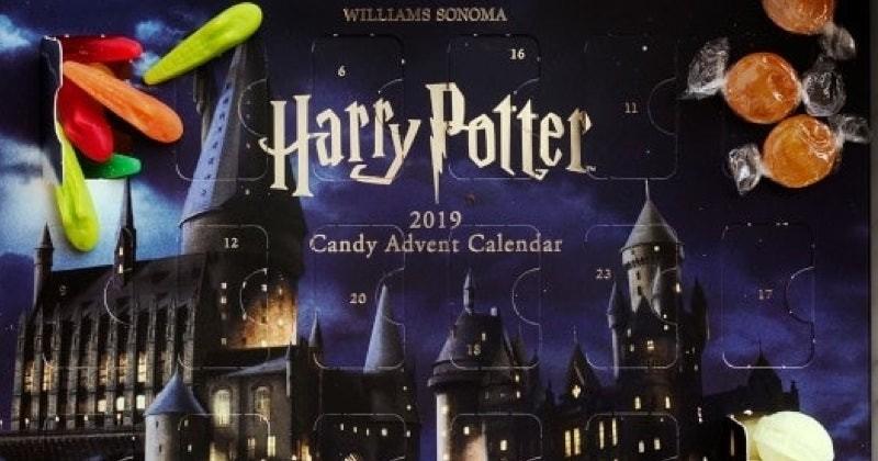 Avis à tous les moldus : un calendrier de l'Avent Harry Potter est disponible !