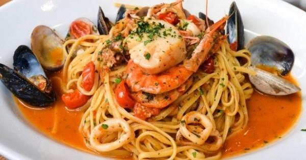 La recette du jour les spaghettis aux fruits de mer parfaite pour cet t - Pates aux fruits de mer recette italienne ...
