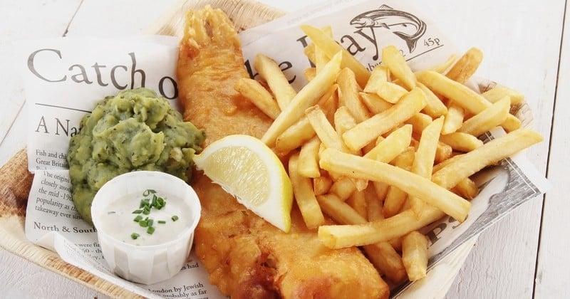 Découvrez la recette de l'authentique Fish & Chips prêt en moins de 20 minutes!